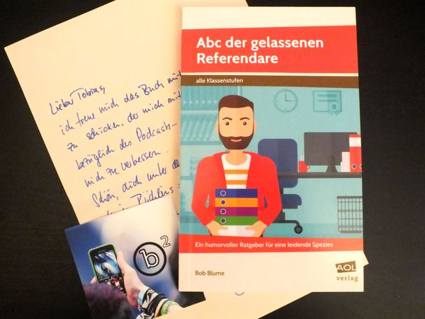 Rezension zu Abc der gelassenen Referendare