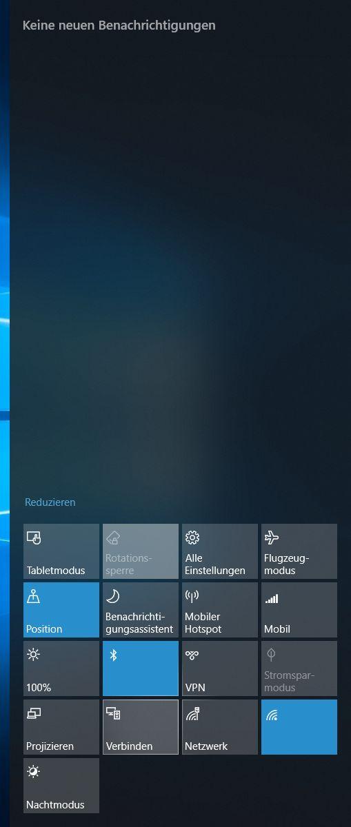 Microsoft Wireless Adapter - Verbinden